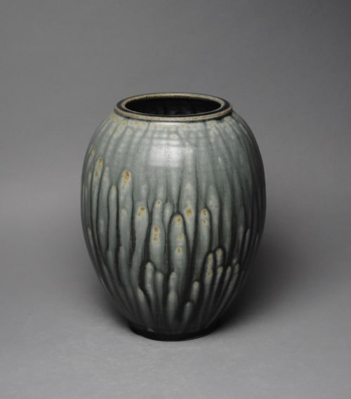 Vases & Vessels by John McCoy Pottery seen at Private Residence, Mountain Brook - Vase