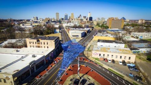 Art & Wall Decor and Street Murals by Cat Peña