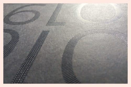 Studio Tweed - Signage