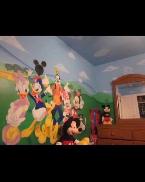 KEN'S KUSTOMS - Murals and Art