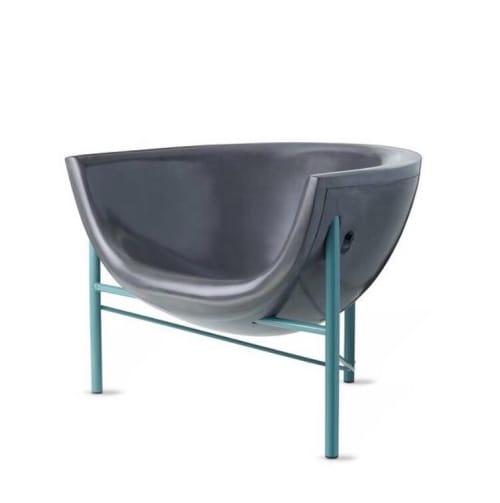 Chairs by Galanter & Jones seen at Kerhonkson, Kerhonkson - Kosmos Conversation Set