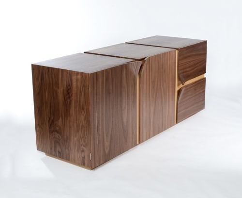 Furniture by Simply Wood seen at Private Residence, Stibbington - Sideboard/credenza