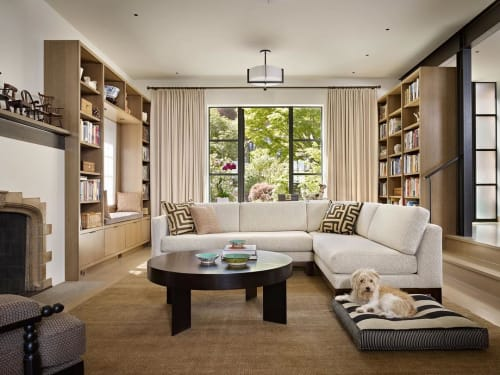 Tables by Antoine Proulx, LLC at Private Residence, Seattle - CT-91 Coffee Table