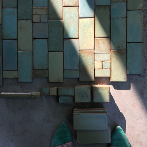 Pasadena Craftsman Tile - Tiles