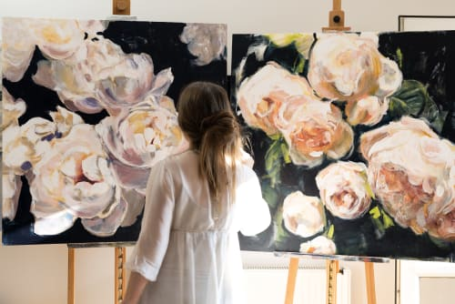 Caroline Day Artist - Paintings and Art