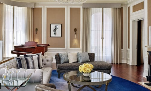 Art & Wall Decor by Leigh Wells Studio seen at Palace Hotel, a Luxury Collection Hotel, San Francisco, San Francisco - Remains Collage Prints