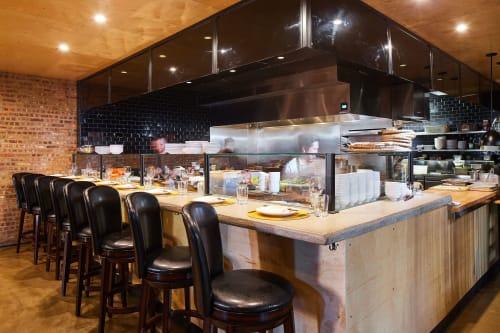 HaiSous Vietnamese Kitchen, Restaurants, Interior Design
