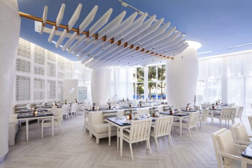 Interior Design by Michael Wolk Design Associates at Bal Harbour, Bal Harbour - ATLANTIKOS