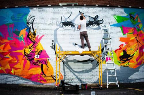 Tim Carmany - Murals and Art