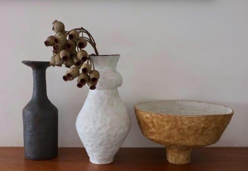 Katarina Wells Ceramics - Sculptures and Planters & Vases