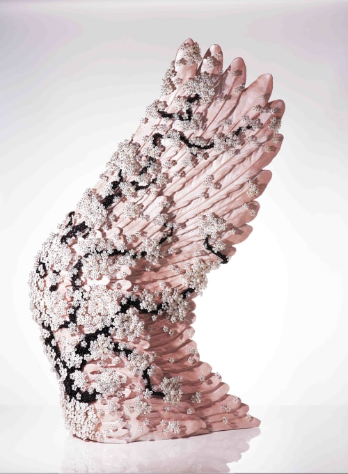 Sculptures by Ran Hwang at Private Collector in London, London - Liberty_GR
