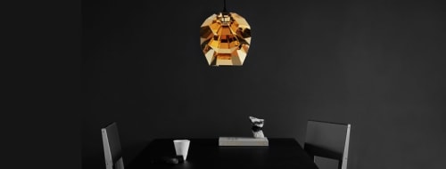 Marc de Groot Design - Lamps and Lighting