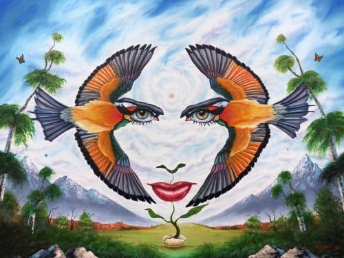 Juan Villegas - Murals and Street Murals