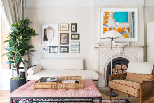 Interior Design by Louisa G. Roeder seen at Private Residence, Brooklyn - Interior Design