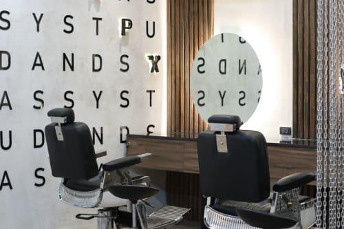 Signage by Luxpia Electronics Corp. seen at Stud & Sassy, Pasig - Signage