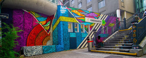 Kyros - Murals and Street Murals