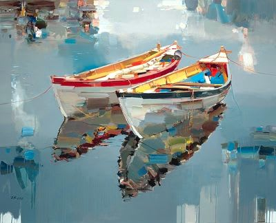 "Art & Wall Decor by YJ Contemporary seen at East Greenwich, East Greenwich - Josef Kote ""Enchanted Place"""