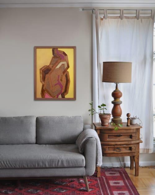 Art & Wall Decor by Alexandra Cicorschi seen at San Francisco, San Francisco - Holding life within