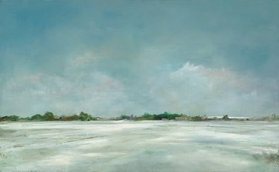 Art & Wall Decor by YJ Contemporary seen at East Greenwich, East Greenwich - Anne Packard 'Winter Sky""
