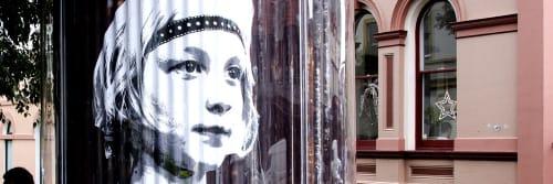 Mandy Schöne-Salter - Street Murals and Public Art
