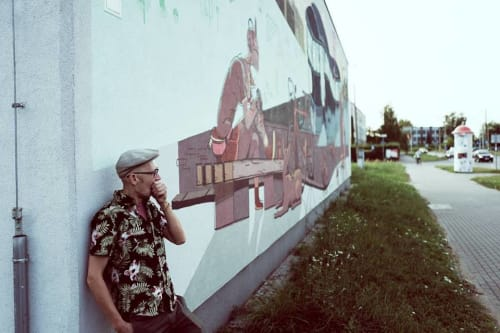 A_Poprostu - Art and Street Murals