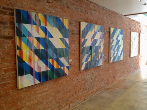 Taryn Coulson - Paintings and Murals