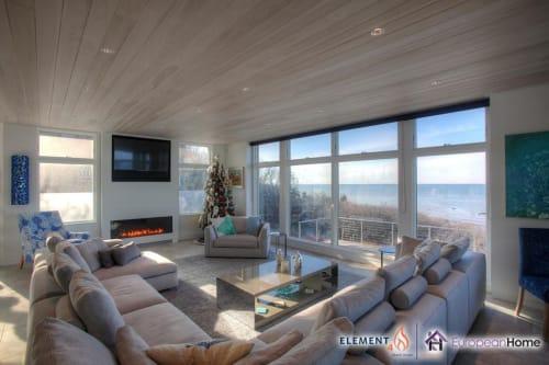 Interior Design by European Home seen at 30 Log Bridge Rd, Middleton - Modore 140 Gas Fireplace