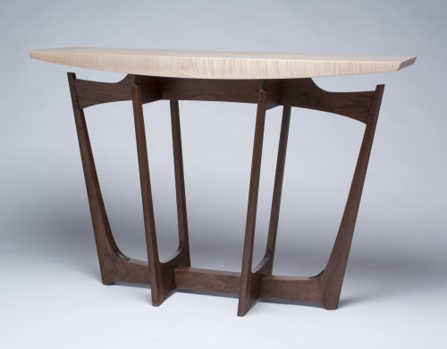 Cirrus2 Console Table   Tables by Eben Blaney Furniture