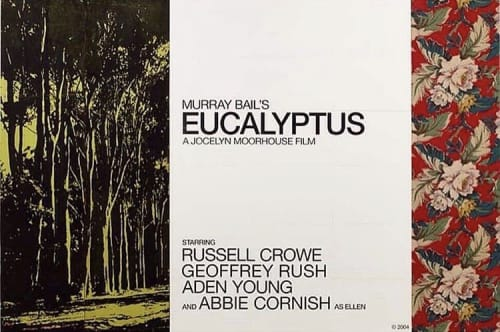 Art Curation by James Powditch seen at Private Residence, Annandale - Eucalyptus 2010. mixed media