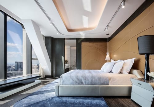 Interior Design by Cheng Chung Design (HK) Co., Ltd. seen at Private Residence, Chaoyang - Villa Project