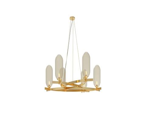 Flambeau Suspension   Lighting Design by ALGA by Paulo Antunes
