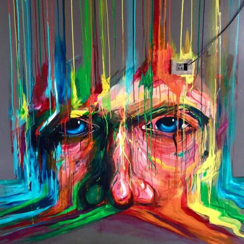 Saffronish Art Studio - Murals and Art
