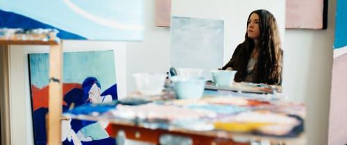 Maria Kostareva - Paintings and Art