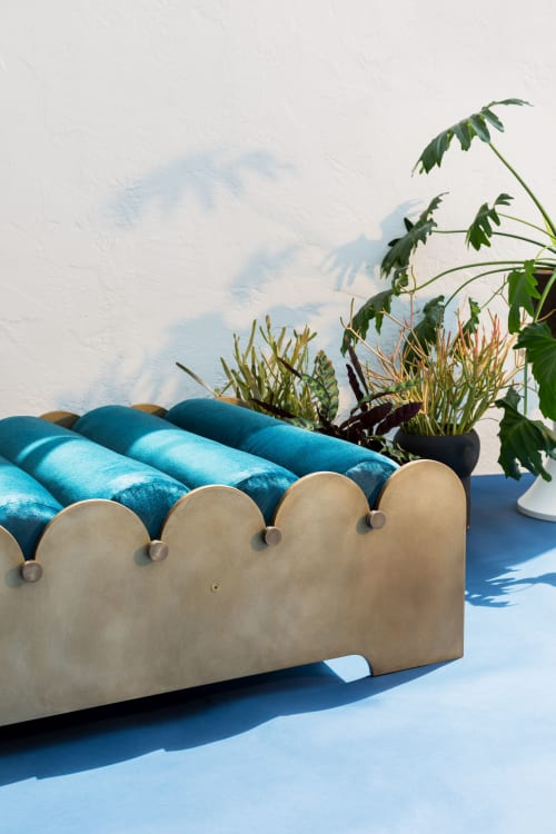 Couches & Sofas by LAUN seen at Inside/Out - The Vale Park, Brooklyn - Bobbin Daybed