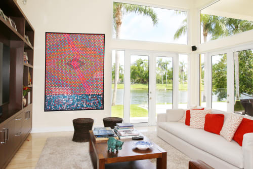 Paintings by Jonathan Brender seen at Private Residence, Hollywood - Hollywood Oaks
