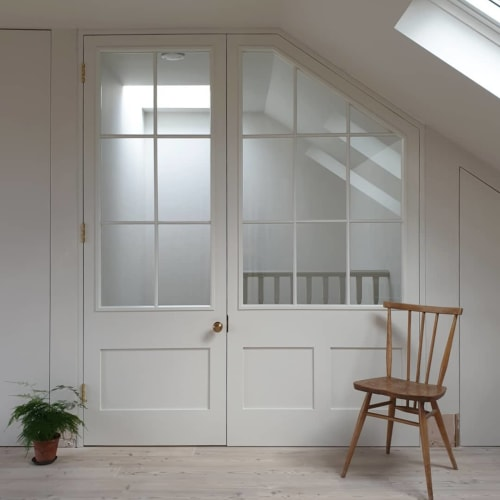 Furniture by Henley & Kille seen at Private Residence, London - Door Set