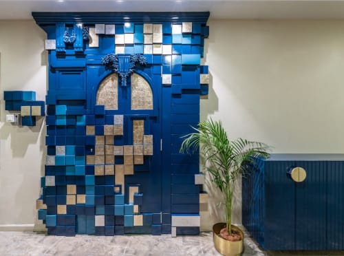 Interior Design by SSK Associates seen at Private Residence, Mira Bhayandar, Mira Bhayandar - Modernity in Tradition - Residential Interiors