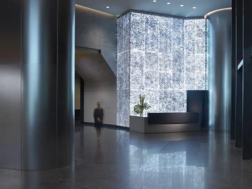Interior Design by Michael Wolk Design Associates at Porsche Design Tower Miami, Sunny Isles Beach - PORSCHE DESIGN TOWER