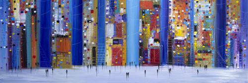 Ekaterina Ermilkina - Paintings and Art