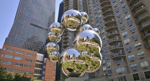 David Fried - Public Sculptures and Public Art