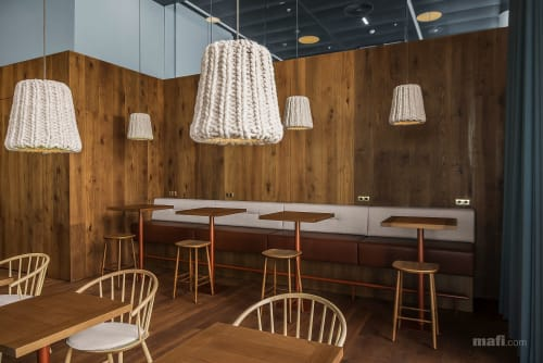 Interior Design by mafi Naturholzboden GmbH seen at Innsbruck Airport, Innsbruck - A home before traveling