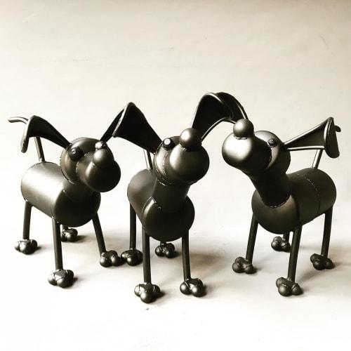 Mick Kirkby-Geddes - Sculptures and Public Sculptures