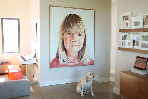 Jenna Alexander Studio - Paintings and Murals