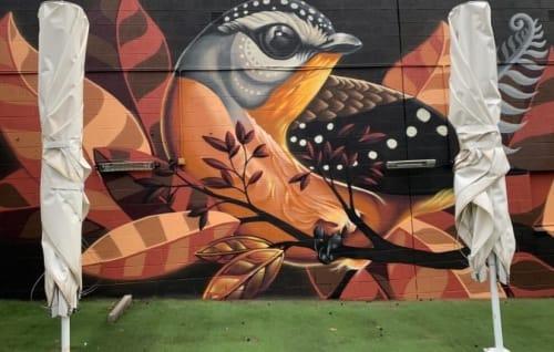 JAMIN - Murals and Art