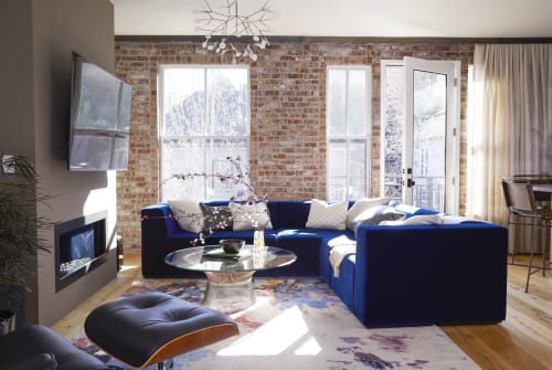 Chandeliers by Moooi seen at Private Residence, Lair Hill, Portland - Chandelier