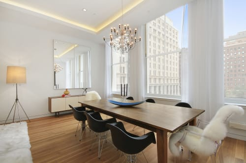 Interior Design by Lemay + Escobar seen at Broadway McKenna Building, New York - Interior Design