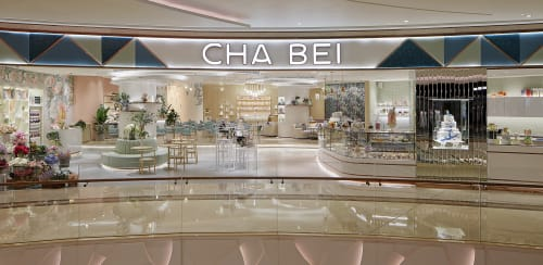 Interior Design by Puccini Group at CHA BEI - Interior Design