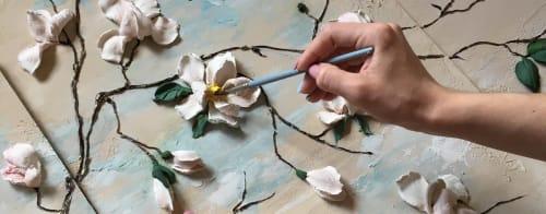 Oksana Browkina - Paintings and Art