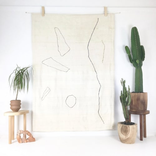Wall Hangings by küdd:krig HOME seen at Posada by the Joshua Tree House, Tucson - Landscape No.3