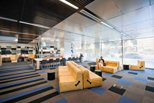Couches & Sofas by Koskela at The University of Adelaide, Adelaide - Quadrant Soft Sofa